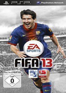 FIFA 13 /ENG/ [ISO](Patched) (2012) PSP