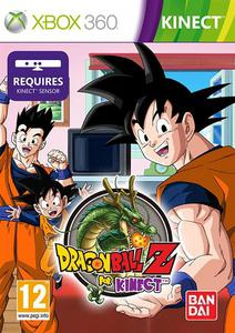 Dragon Ball Z for Kinect (2012) [ENG/FULL/PAL][Kinect] (LT+3.0) XBOX360