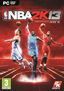 NBA 2K13 [ENG][Multi7][L] /2K Sports/ (2012) PC