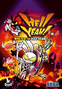 Hell Yeah! Wrath of the Dead Rabbit [ENG] /Sega/ (2012) PC