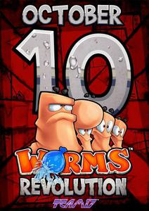 Worms Revolution (RUS) [RePack от SEYTER] /Team17 Software/ (2012) PC