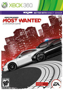 Need for Speed Most Wanted (2012) [RUSSOUND/FULL/PAL] (LT+3.0) XBOX360