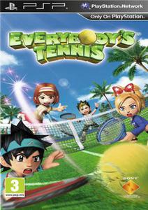 Everybody's Tennis /ENG/ [CSO] PSP