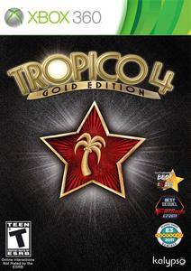 Tropico 4 Gold Edition (2012) [ENG/FULL/Region Free] (LT+1.9) XBOX360