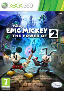 Epic Mickey 2: The Power Of Two (2012) [RUSSOUND/FULL/PAL] (LT+3.0) XBOX360