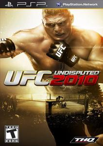 UFC Undisputed 2010 /ENG/ (RIP)[CSO] PSP