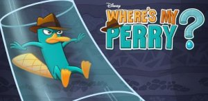 Where's My Perry? / Где же Перри? v1.1.0 [RUS][Android] (2012)