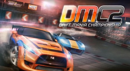 Drift Mania Championship 2 (1.0) [RUS][Android] (2012)
