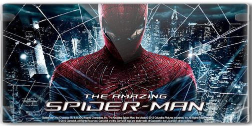 The Amazing Spider-Man v.1.0.8 [Rus][Android] (2012)
