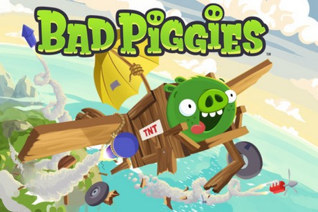 Bad Piggies + HD (1.0.0) [ENG][Android] (2012)