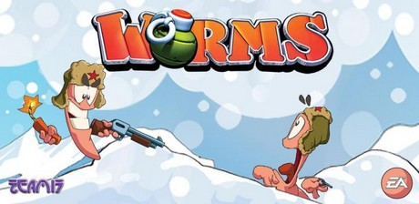 Worms v0.0.34 [RUS][Android] (2011)