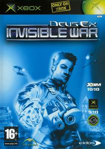 Deus Ex: Invisible War [RUS/FULL/PAL] XBOX