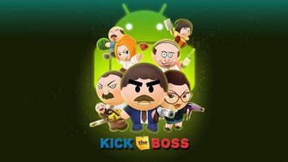 Kick the Boss 2 [RUS][ANDROID] (2012)