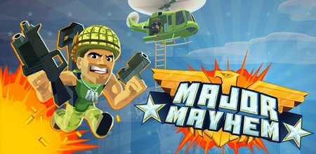 Major Mayhem 1.0.0 [ENG][ANDROID] (2012)