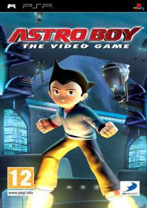 Astro Boy: The Video Game /ENG/ [ISO] PSP
