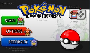 Pokemon Tower Defense v3.1 [ENG][ANDROID] (2011)