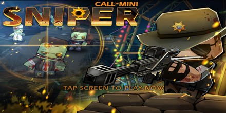 Call of Mini: Sniper 1.0 [ENG][ANDROID] (2012)
