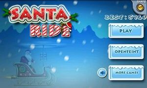 Santa Ride! HD v1.01 [ENG][ANDROID] (2011)
