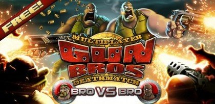 GUN BROS MULTIPLAYER 3.5 [ENG][ANDROID] (2012)