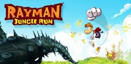 Rayman Jungle Run 2.07 [ENG][ANDROID] (2012)