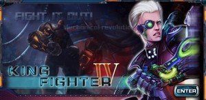KingFighter IV 1.0 [ENG][ANDROID] (2013)