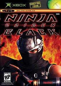 Ninja Gaiden Black [RUS/FULL/MIX] XBOX