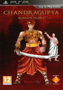 Chandragupta: Warrior Prince /ENG/ [ISO] (2013) PSP