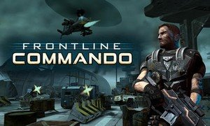 FRONTLINE COMMANDO v1.0.0 [ENG][ANDROID] (2011)