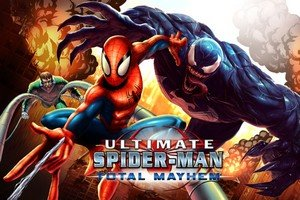 Spider-Man: Total Mayhem HD [ENG][ANDROID] (2010)