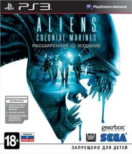 Aliens: Colonial Marines [RUSSOUND] (2013) PS3