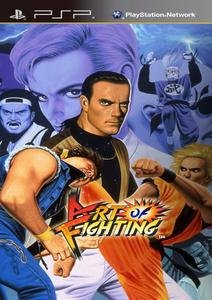 Art of Fighting /ENG/ [ISO] (2013) PSP