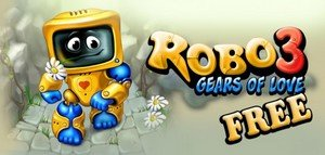 Robo 3 FREE 2.8.9 [ENG][ANDROID] (2013)