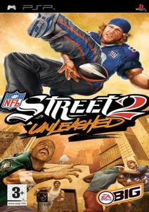 NFL Street 2: Unleashed /ENG/ [ISO] PSP