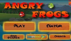 Angry Frogs 1.6.03 [ENG][ANDROID] (2011)