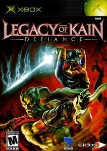 Legacy Of Kain - Defiance [ENG/FULL/MIX] XBOX