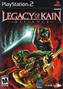 Legacy of Kain: Defiance [RUSSOUND][NTSC] PS2