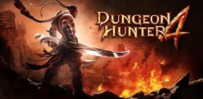 Dungeon Hunter 4 v1.0.1 [RUS][ANDROID] (2013)
