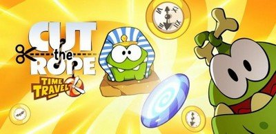 Cut the Rope: Time Travel HD 1.0 [ENG][ANDROID] (2013)