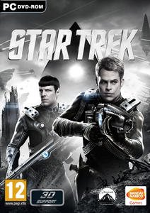 Star Trek (RUS/ENG) [Repack от Audioslave] /Digital Extremes/ (2013) PC