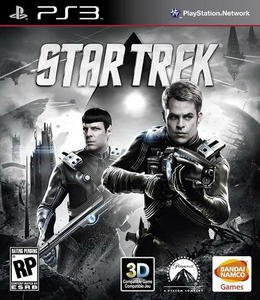 Star Trek: The Video Game (2013) [RUS][FULL] [3.41/3.55/4.30+ Kmeaw] PS3