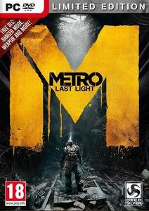 Metro: Last Light - Limited Edition (RUS/ENG) [Repack от xatab] /4A Games/ (2013) PC