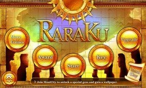 Raraku Jewels v1.0.29 [ENG][ANDROID] (2011)