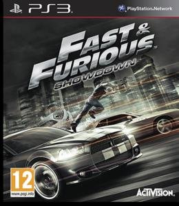 Fast & Furious: Showdown (2013) [ENG][FULL] [3.41/3.55/4.30 Kmeaw] PS3