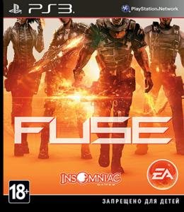 Fuse (2013) [ENG][FULL] [3.41/3.55/4.30 Kmeaw] PS3