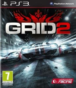 GRID 2 (2013) [ENG][FULL] [3.41/3.55/4.30 Kmeaw] PS3