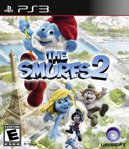 The Smurfs 2 (2013) [ENG][FULL] [3.41/3.55/4.30 Kmeaw] PS3