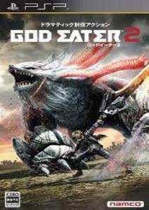 God Eater 2 /JAP/ (Demo) [ISO] PSP