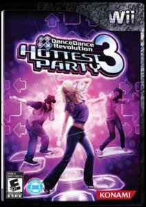 Dance Dance Revolution: Hottest Party 3 (2009) [ENG][NTSC/PAL] WII