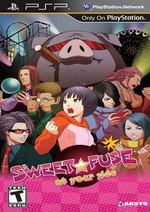 Sweet Fuse: At Your Side /ENG/ [ISO] PSP