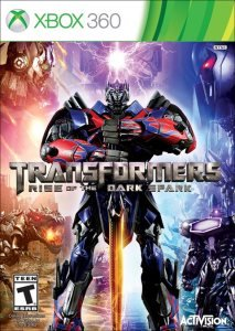 Transformers: Rise of the Dark Spark [LT+3.0] (2014) XBOX360